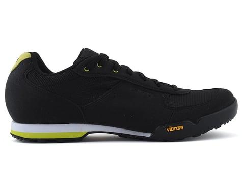 Giro Petra VR Women's Mountain Shoes (Black/Wild Lime) (39)