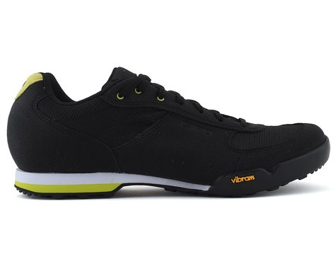 Giro Petra VR Women's Mountain Shoes (Black/Wild Lime) (42)