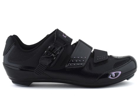 Giro Women's Solara II Road Shoes (Black) (36)