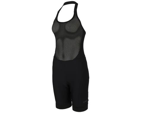 Giro Women's Chrono Expert Halter Bib Shorts (Black)