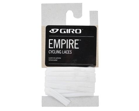 """Giro Empire Laces (White) (54"""")"""
