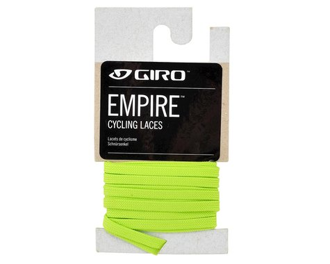 "Giro Empire Laces (Puke Green) (56""/142cm)"