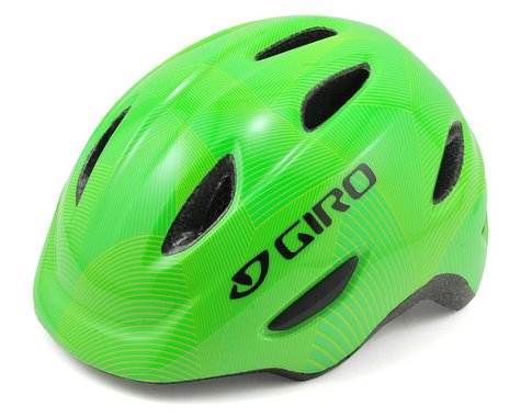 Giro Scamp Kid's Bike Helmet (Green/Lime) (XS)
