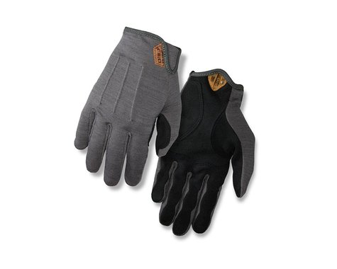 Giro D'Wool Gloves (Titanium Grey) (S)
