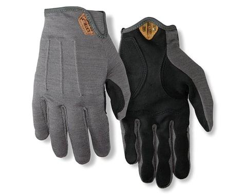 Giro D'Wool Gloves (Titanium Grey) (L)