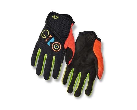 Giro DND Jr. II Gloves (Black Multi)