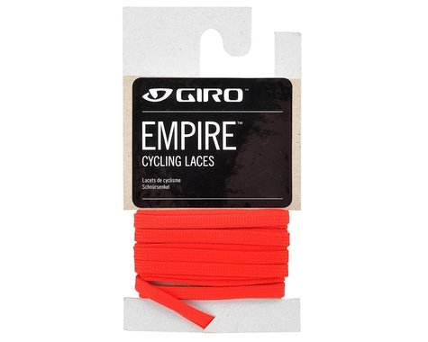 """Giro Empire Laces (Bright Red) (56"""")"""
