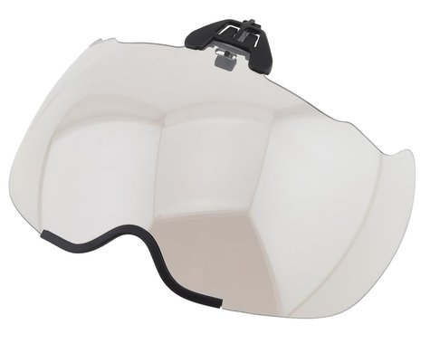 Giro Bexley Replacement Shield (Clear/Silver)