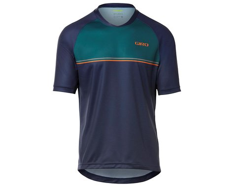 Giro Men's Roust Short Sleeve Jersey (Midnight Pablo) (2XL)
