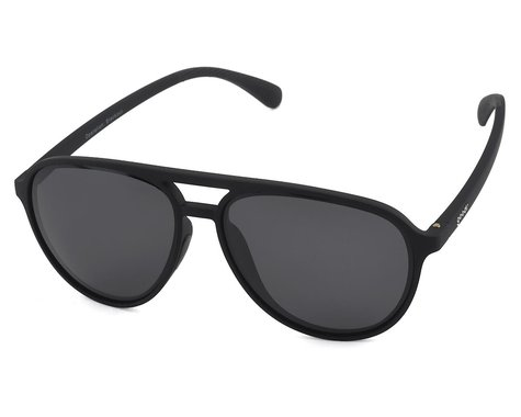 Goodr Mach G Cockpit Optics Sunglasses (Operation: Blackout)