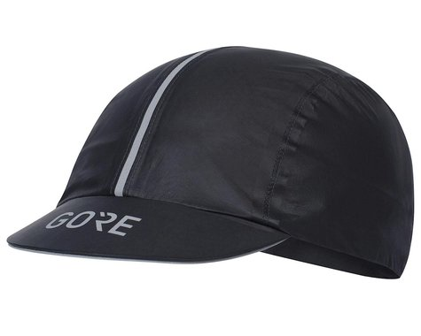 Gore Wear C7 Gore-Tex Shakedry Cap (Black) (One Size Fits Most)