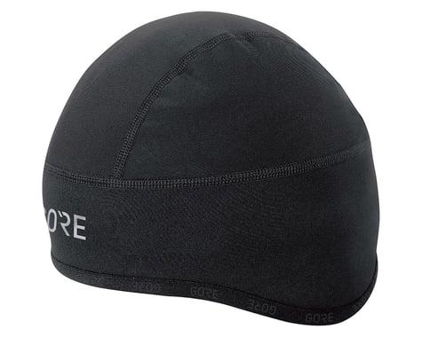 Gore Wear C3 Gore Windstopper Helmet Cap (Black) (M)