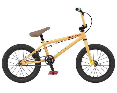"GT 2021 Lil Performer 16"" BMX Bike (16.5"" Toptube) (Peach)"