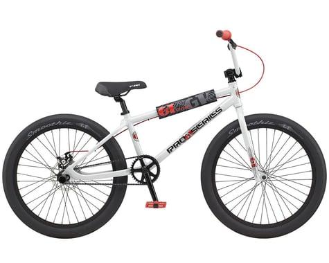"GT 2021 Pro Series 24"" BMX Bike (21.75"" Toptube) (Battleship Grey)"