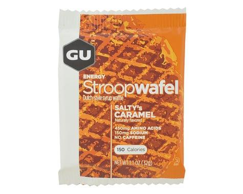 GU Energy Stroopwafel (Salty's Caramel) (16 | 1.1oz Packets)