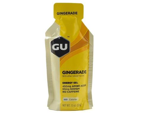 GU Energy Gel (Gingerade) (1 | 1.1oz Packet)