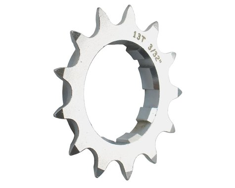 Gusset Double Six Cog (Silver) (15T)