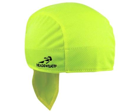 Headsweats Super Duty Shorty Cap (Hi-Viz Yellow) (One Size)