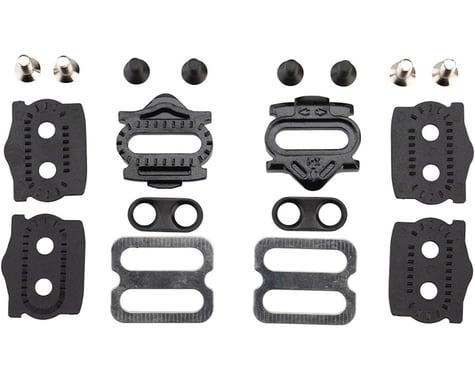HT Components X1 Cleat Kit (Black) (4°)
