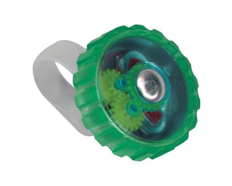 Mirrycle Incredibell JelliBell Bike Handlebar Bell (Green)