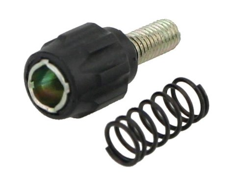 Interloc Racing Design Rear Derailleur Adjusting Barrel (Black)