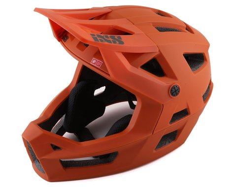 iXS Trigger FF MIPS Helmet (Burnt Orange) (XS)