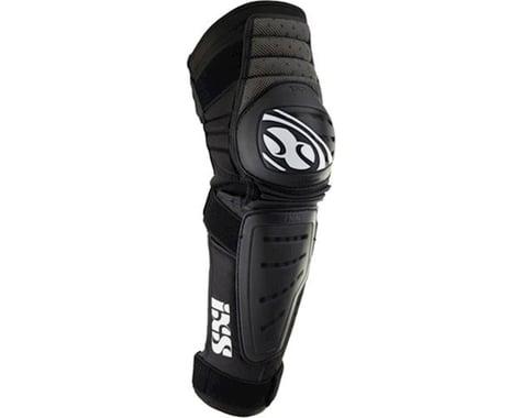 iXS Cleaver Knee/Shin Guard (Black) (M)