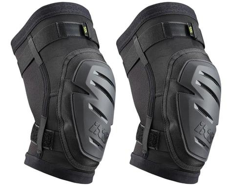 iXS Hack Race Knee Guard (Black) (S)
