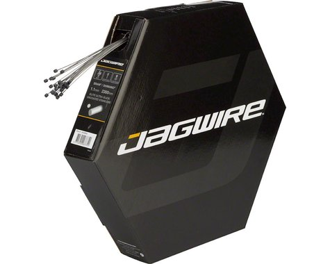 Jagwire Elite Ultra-Slick Derailleur Cable (1.1x2300mm) (SRAM/Shimano) (Box/25)