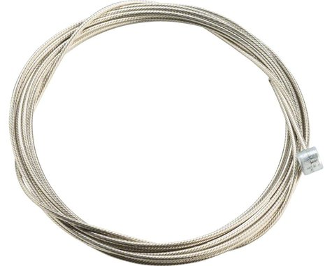 Jagwire Pro Polished Mountain Brake Cable (Stainless) (1.5 x 2750mm) (1)