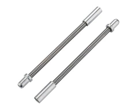 Jagwire Flexible Brake Noodle (Silver) (Bag/10)
