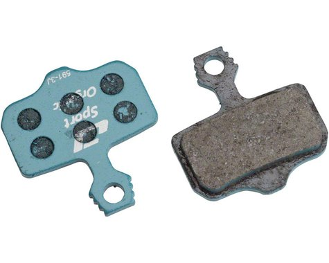 Jagwire Disc Brake Pads (Avid Elixir, Sram DB/Level/XO/XX) (Organic)