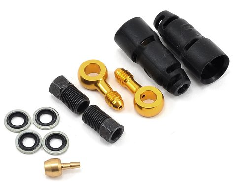 Jagwire Mountain Pro Quick-Fit Adapter (Hayes Prime & Stroker)