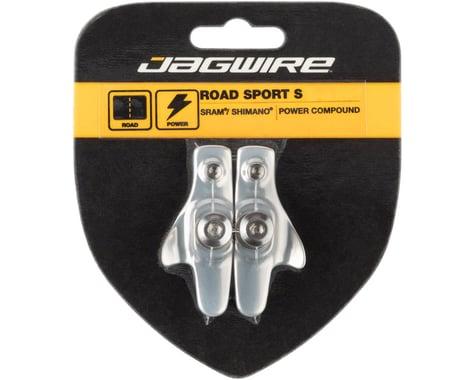 Jagwire Road Sport S Brake Pads SRAM/Shimano (Silver)