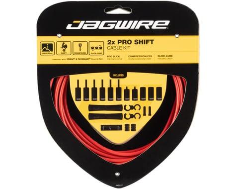 Jagwire Pro Shift Kit (Red) (SRAM/Shimano)