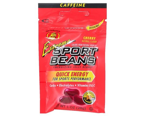 Jelly Belly Extreme Sport Beans (Cherry) (24 1.0oz Packages)