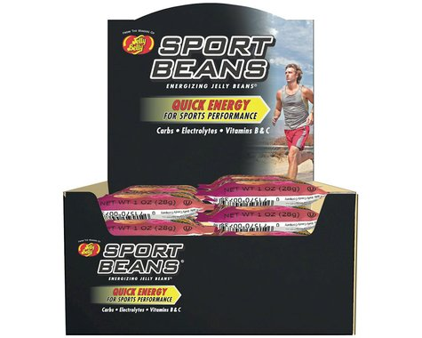 Jelly Belly Extreme Sport Beans (Assorted Smoothie) (24 | 1.0oz Packets)