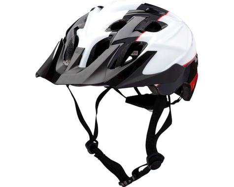 Kali Chakra Youth Helmet (Sublime Black/Red)