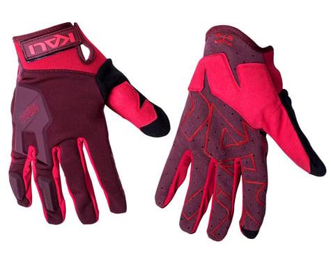 Kali Venture Gloves (Red) (S)