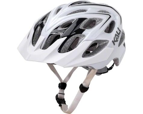 Kali Chakra Plus Helmet (Sonic White/Black)