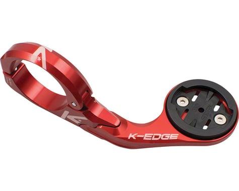 K-Edge Pro Garmin Handlebar Mount (Red) (31.8mm)