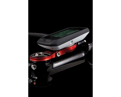 K-Edge Garmin MTB Adjustable Stem Mount (Red)