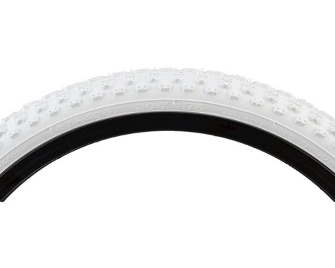 """Kenda K50 BMX Tire (White) (20"""") (1.75"""")"""