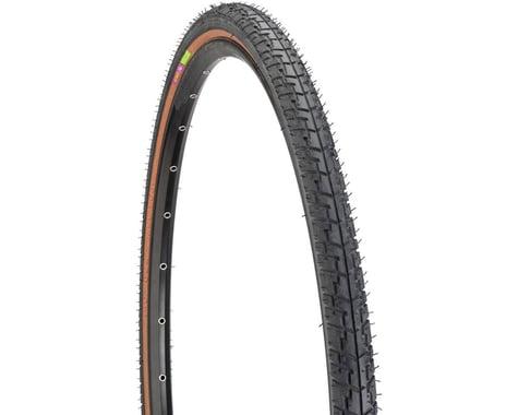 Kenda Street K830 Hybrid Tire (Black/Mocha) (700c) (38mm)