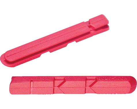 Kool Stop Kool-Stop Linear Pull Replacement Brake Pads Red