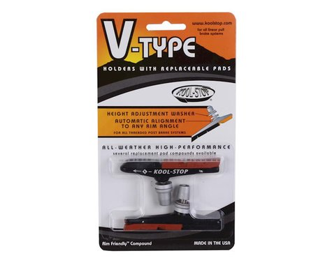 Kool Stop Ks V-Type Holder V1 W/Pad Dual