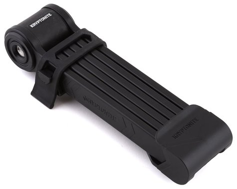 Kryptonite Keeper 510 Foldable Lock (Black) (100cm) (3mm)