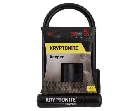 """Kryptonite Keeper 12 Standard U-Lock (4 x 8"""")"""