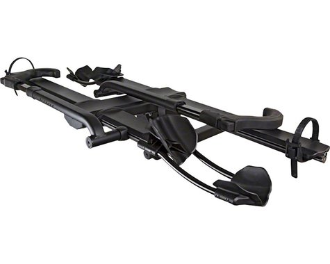 """Kuat NV 2.0 Base 2-Bike Platform Hitch Rack (Matte Black) (1.25"""" Receiver)"""