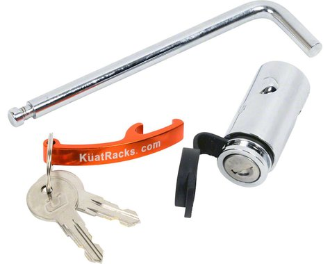 """Kuat Hitch Lock for 2"""" Receiver Racks"""